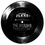 PIG DESTROYER Streaming Decibel Magazine 100th Issue  Exclusive Flexi Track