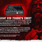 The 6th Annual ROCKSTAR ENERGY DRINK MAYHEM FESTIVAL Weekly Update – Announcing the ROB ZOMBIE Xbox Giveaway, Non-Profit Festival Participation Applications and More!