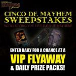 The 6th Annual ROCKSTAR ENERGY DRINK MAYHEM FESTIVAL Weekly Update – Announcing the Cinco De Mayo Mayhem Contest, Mayhem Special Military Ticket Offer, and More!