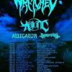 WRETCHED ANNOUNCE HEADLINING TOUR DATES
