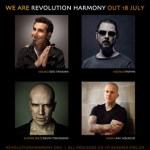 Metal Hammer Magazine Debuts Lyric Video For REVOLUTION HARMONY's 'We Are' (Featuring Serj Tankian, Ihsahn and Devin Townsend)