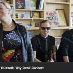 ALICE RUSSELL – ANNOUNCES FALL TOUR 2013 – SHARES NPR's TINY DESK CONCERT PERFORMANCE