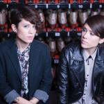Tegan and Sara: CBS This Morning * Z100 * Tour with FUN.