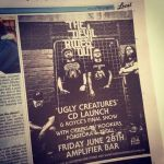 THE DEVIL RIDES OUT – Ugly Creatures EP launch with Chainsaw Hookers/ Forstora/ Troll