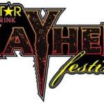The ROCKSTAR ENERGY DRINK MAYHEM FESTIVAL Takes Over VEVO Today, Featuring Music Videos from This Year's Performers!
