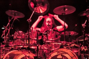 INTERVIEW: Ginger Fish of Rob Zombie, July 2013