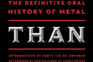 Book review – Jon Wiederhorn & Katherine Turman – Louder Than Hell