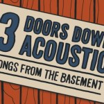 LIVE: 3 DOORS DOWN – February 9, 2014, Detroit, MI @ Sound Board in Motor City Casino