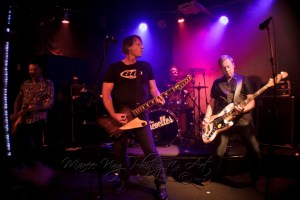 LIVE REVIEW: The Chevelles & The Volcanics – Perth, 28 Feb 2014