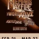 LIVE: A SKYLIT DRIVE – March 11, 2014, Pontiac, MI @The Crofoot