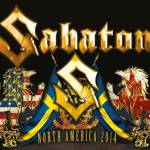 LIVE: SABATON & REVAMP – April 12, 2014, Detroit, MI @ St Andrews Hall