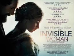 MOVIE REVIEW: The Invisible Woman