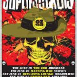THE SUPERSUCKERS TO TOUR AUSTRALIA IN JUNE