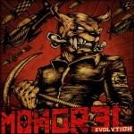 CD REVIEW: MONGREL – Evolution [EP]