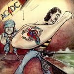 Shane's Rock Challenge: AC/DC – Dirty Deeds Done Dirt Cheap