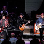 LIVE: CHEAP TRICK – June 24, 2014, Clarkston, MI @ DTE Energy Music Theatre