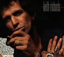 Shane's Rock Challenge: KEITH RICHARDS – 1988 – Talk Is Cheap