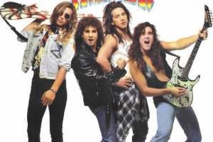 Shane's Rock Challenge: TRIXTER – 1990 – Trixter