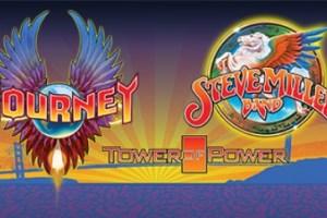 LIVE: JOURNEY / STEVE MILLER BAND – July 9, 2014, Clarkston, MI @ DTE Energy Music Theatre