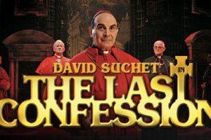 THEATRE REVIEW: THE LAST CONFESSION