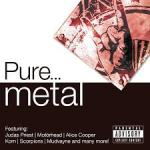 CD REVIEW: PURE… METAL – Various Artists