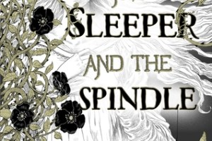 BOOK REVIEW: The Sleeper and the Spindle by Neil Gaiman, Illustrated by Chris Riddell