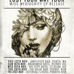 AMBERDOWN EMBARK ON LOST YOUR WAY TOUR