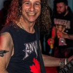 LIVE REVIEW: ANVIL, Perth – 6 Nov, 2014