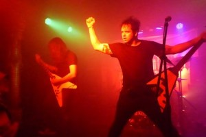 LIVE: RAVEN – October 27, 2014 (San Francisco, CA)