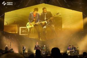 LIVE REVIEW: THE ROLLING STONES, Perth, 29 Oct 2014