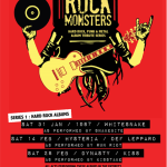ROCK MONSTERS : Hard Rock, Punk + Metal Album Tribute Series at the Astor Lounge