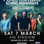 LIVE REVIEW: FOO FIGHTERS, Perth – 8 March, 2015