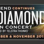 NEIL DIAMOND ANNOUNCES SECOND AND FINAL PERTH SHOW