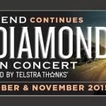 NEIL DIAMOND ANNOUNCES SECOND AND FINAL PERTH SHOW