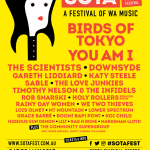 You Am I and Birds of Tokyo to headline State of the Art (SOTA) music festival this WA Day long weekend