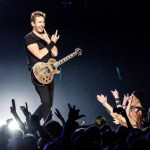 LIVE: Nickelback, Perth, 26 May, 2015