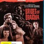 DVD REVIEW: HAMMER HORROR – THE BRIDES OF DRACULA