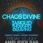 LIVE REVIEW: Chaos Divine, Perth – 10 July, 2015