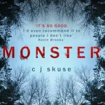 BOOK REVIEW: Monster by C. J. Skuse