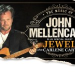 JOHN MELLENCAMP Announces Australian tour with Jewel & Carlene Carter