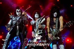 LIVE: KISS – Perth, 3 Oct, 2015