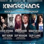 LIVE: KINGS OF CHAOS – October 29, 2015 (Windsor, Ontario)