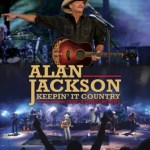 "NEWS: ALAN JACKSON ""Keepin' It Country – Live At Red Rocks"" DVD and Digital Release"