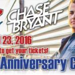 LIVE: CHASE BRYANT – April 23, 2016 (Port Huron, MI)