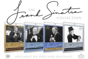 NEWS: Eagle Rock Entertainment Presents THE FRANK SINATRA COLLECTION – May 27, 2016