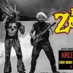 LIVE: ROB ZOMBIE wsg Halestorm – May 19, 2016 (Saginaw, MI)