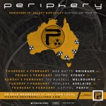 PERIPHERY announce Periphery III: Select Difficulty Australian Tour for February 2017
