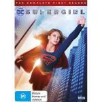 DVD REVIEW: SUPERGIRL Season 1
