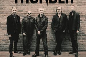 UK BLUES ROCK LEGENDS THUNDER ANNOUNCE AUSTRALIAN TOUR