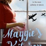 BOOK REVIEW: Maggie's Kitchen by Caroline Beecham